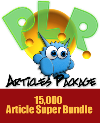 Product picture 15,000 MONSTER PLR ARTICLE PACKAGE! The Most Massive